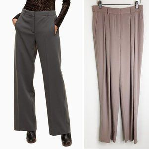 Aritzia | Babaton Fleuve Wide Leg Dress Pant